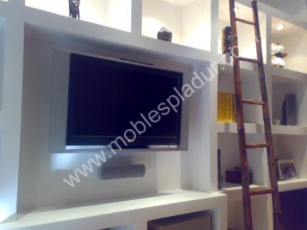 Mobiliario general madera laminados lacados for Pintar muebles barnizados