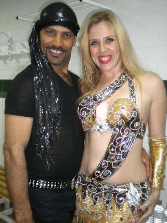 Tito Seif y Helena Rull