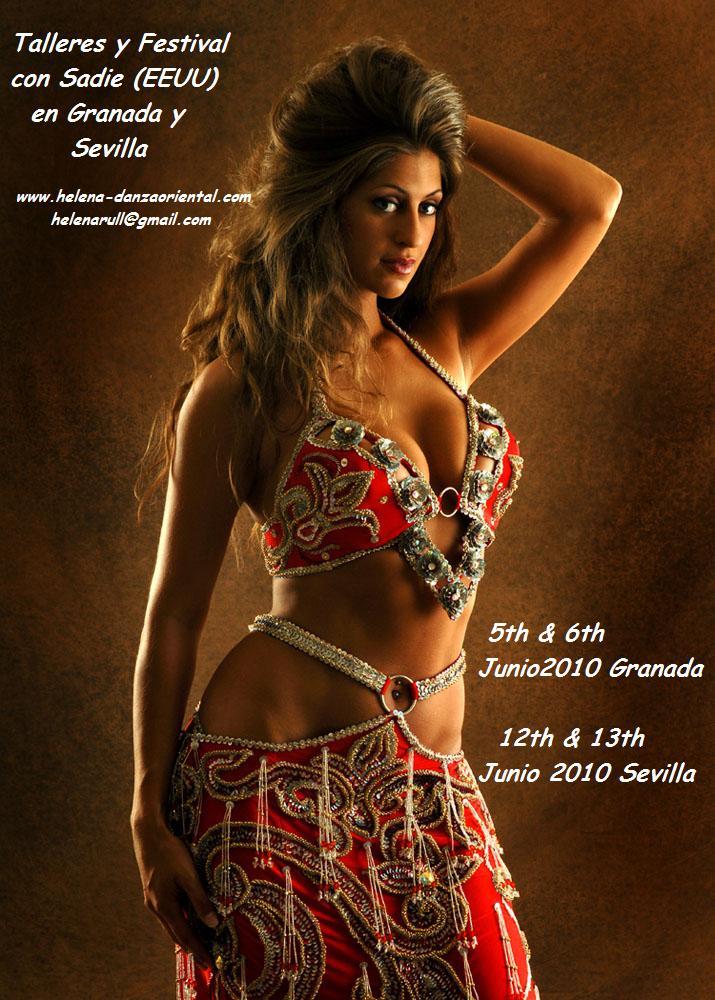 Sadie en Granada